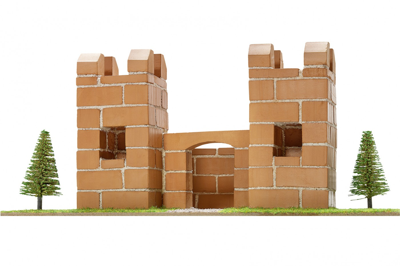 Burg klein