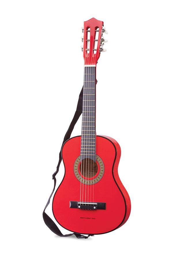 Gitarre Professional-ROT