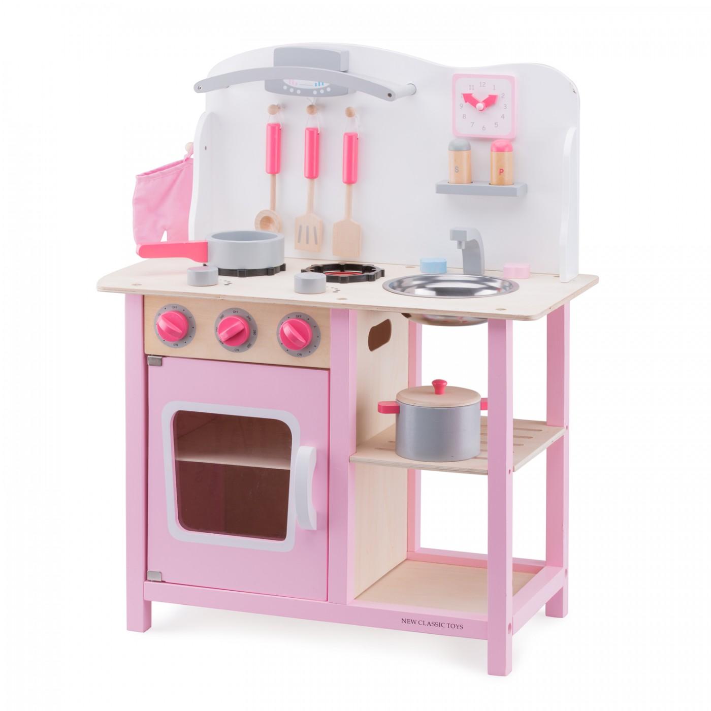Küchenzeile Bon Appetit PINK