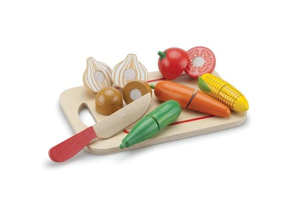Schneide-Set Gemüse mit Brettchen