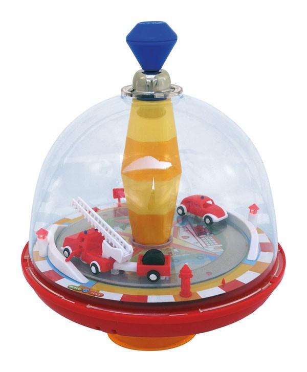 Elektronischer Kreisel-Feuerwehr