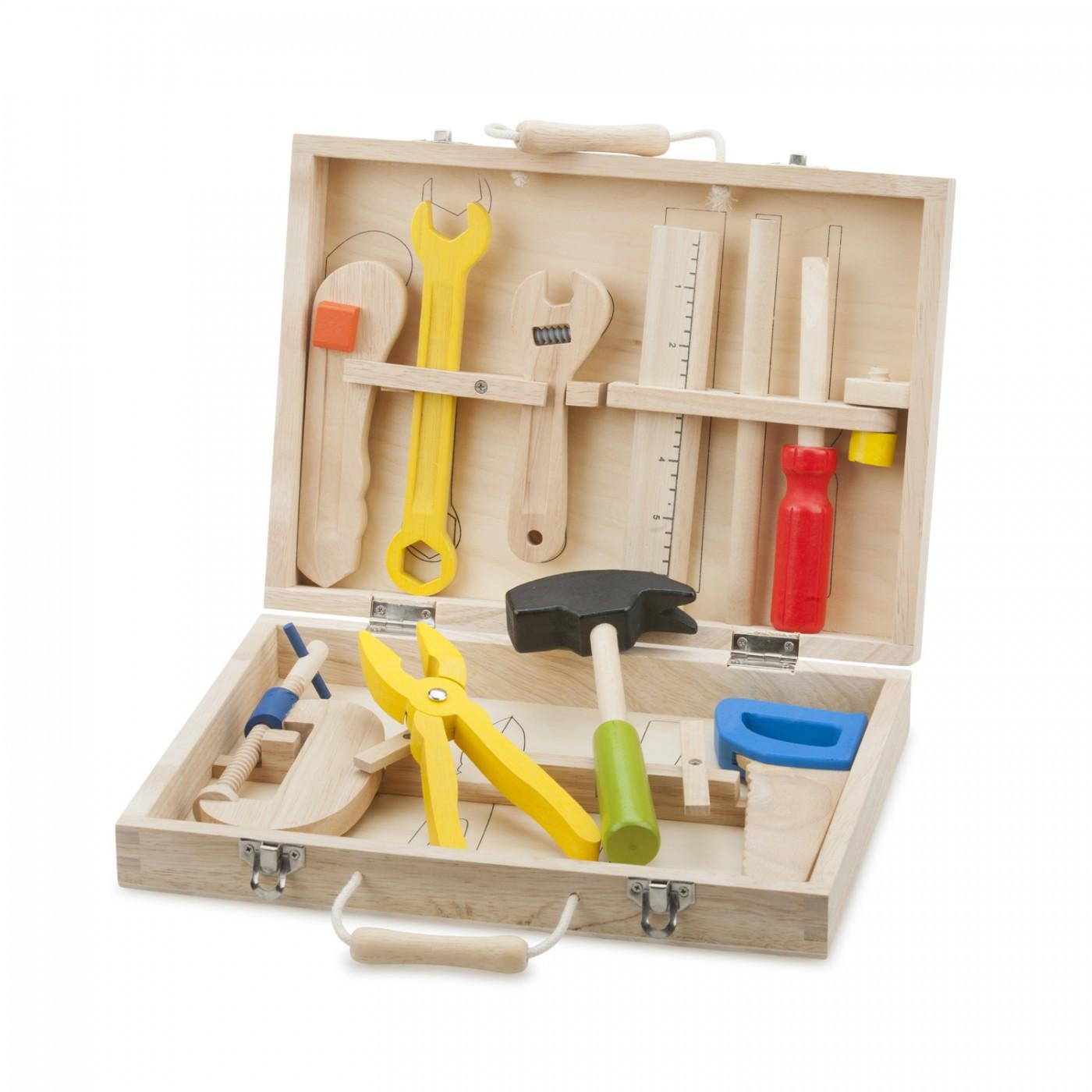 10-teiliges Werkzeugset