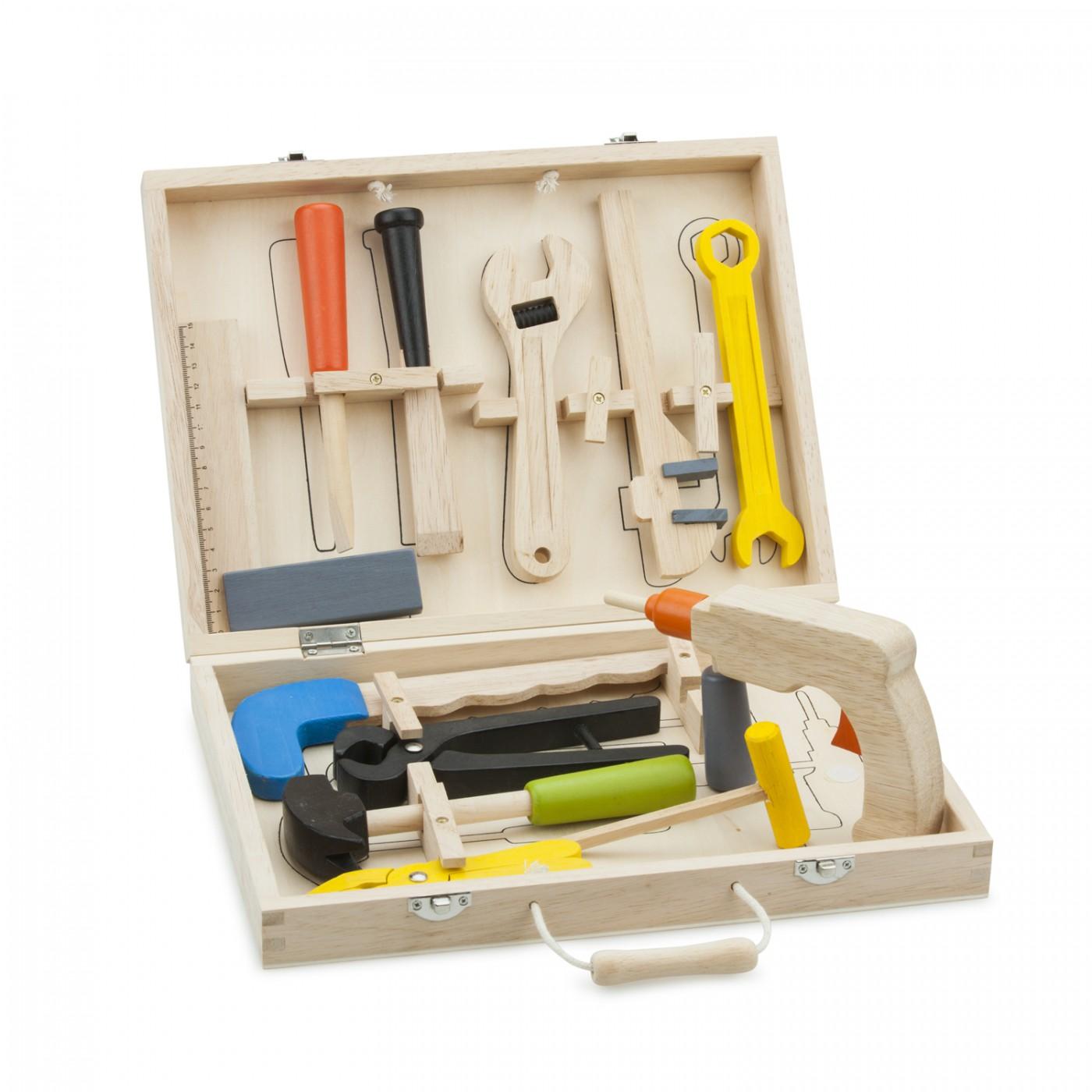 12-teiliges Werkzeugset