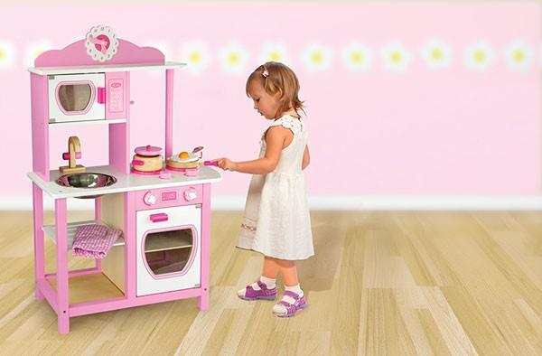 Küchenzeile Prinzessin