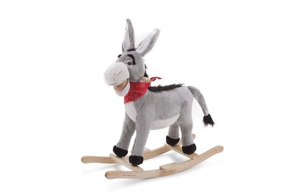 Schaukeltier-Esel