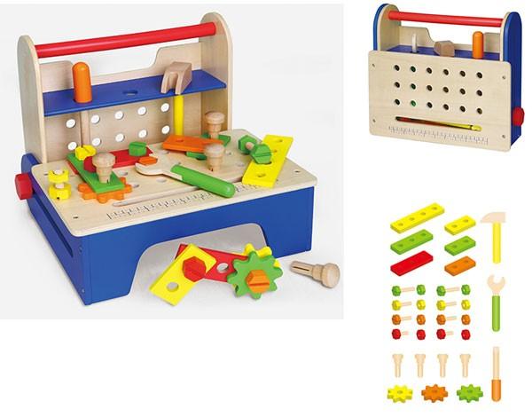 Klappbare Werkzeug-Box