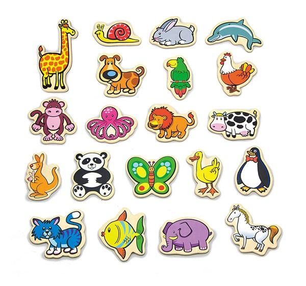 Magnete Tiere