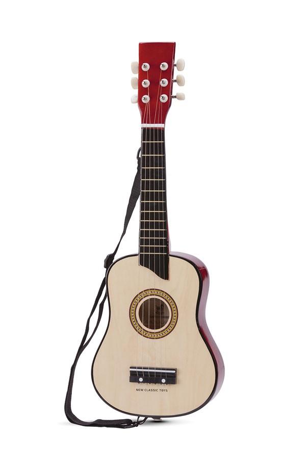 Gitarre Deluxe NATUR