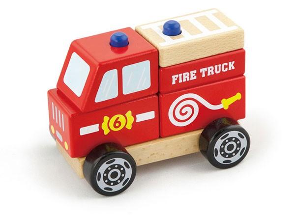 Steckspiel Feuerwehr