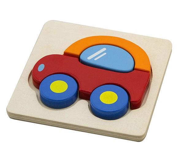 Auto Holzpuzzle 3D Puzzles