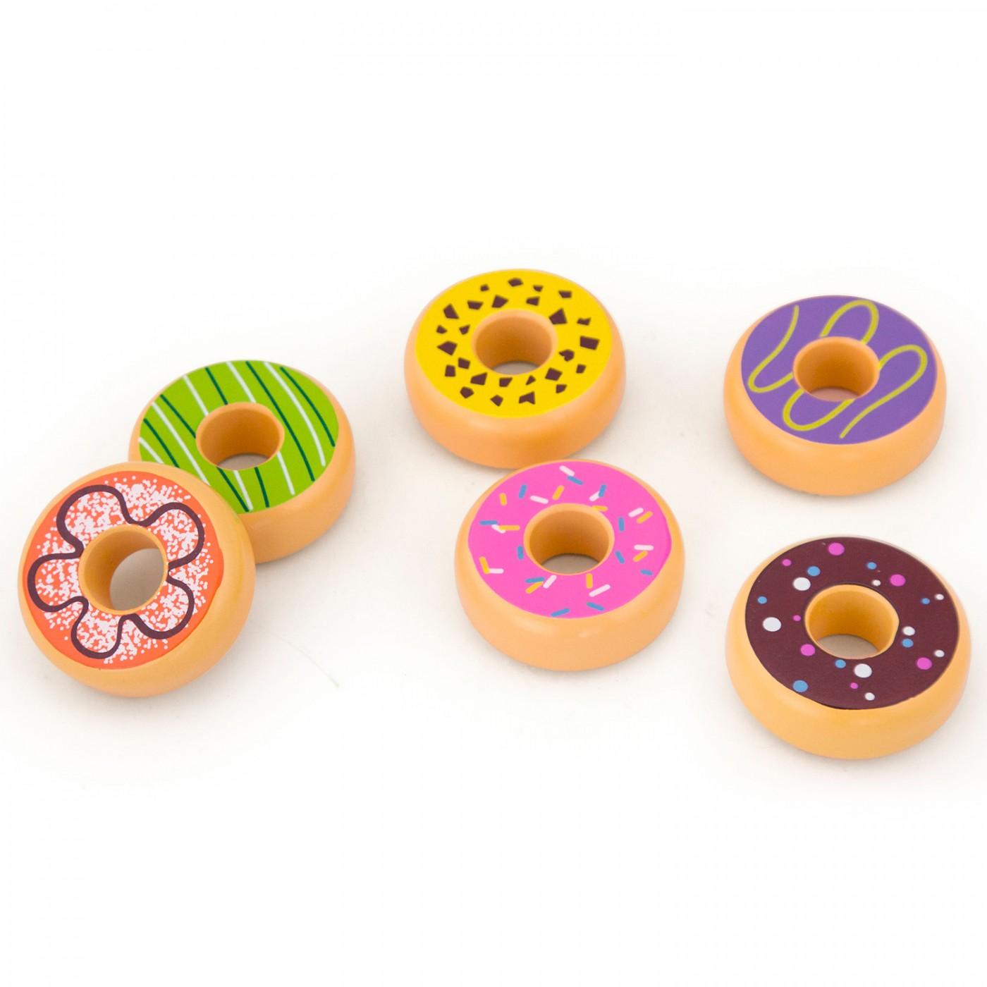 Donuts, 6 Stück