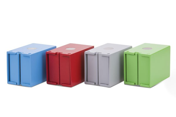 4-teiliges Containerset