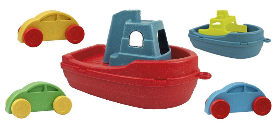 Autos und Boote