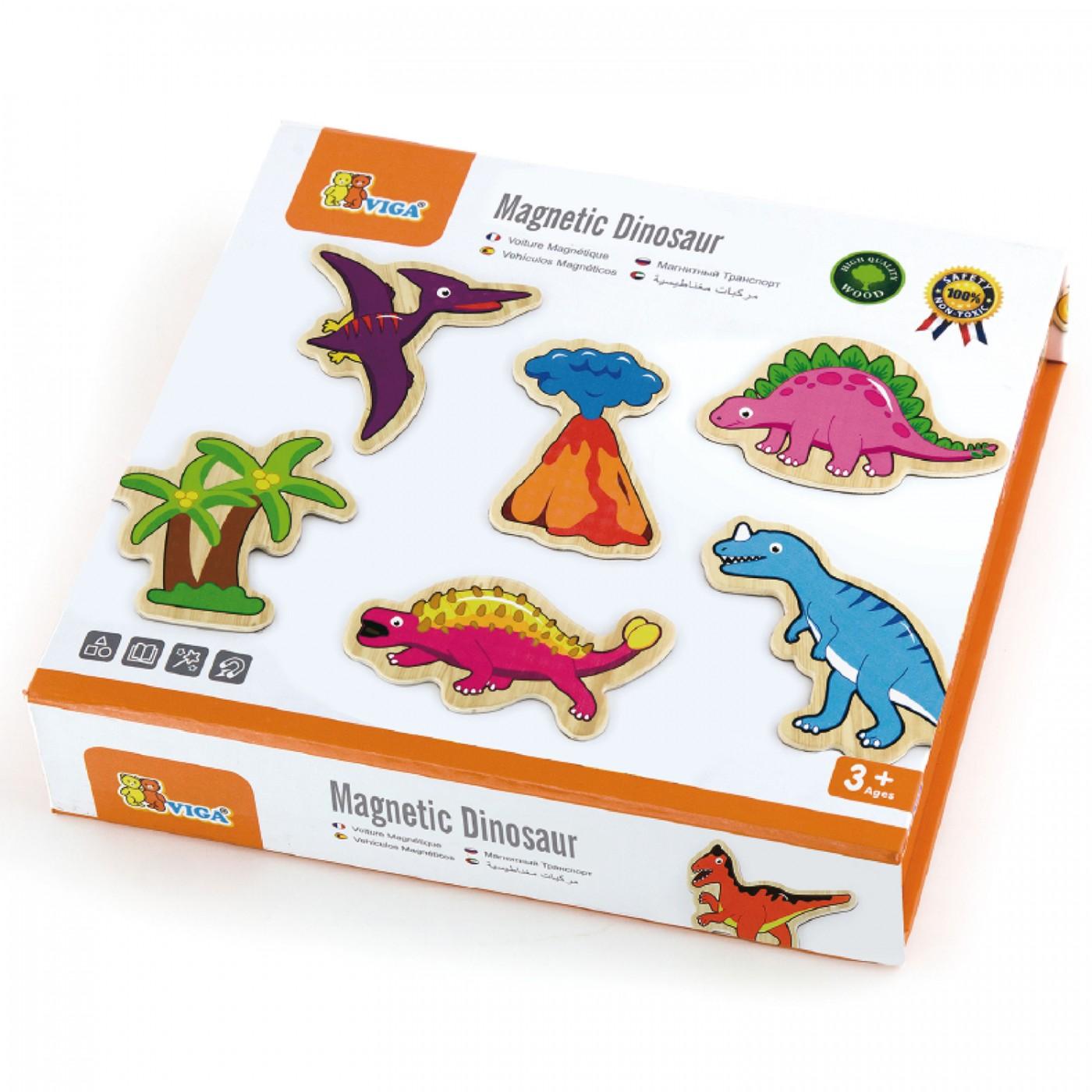 Magnete Dinosaurierwelt