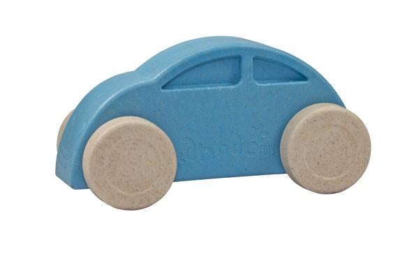 Anbac-Auto-Chassis blau/Räder weiß