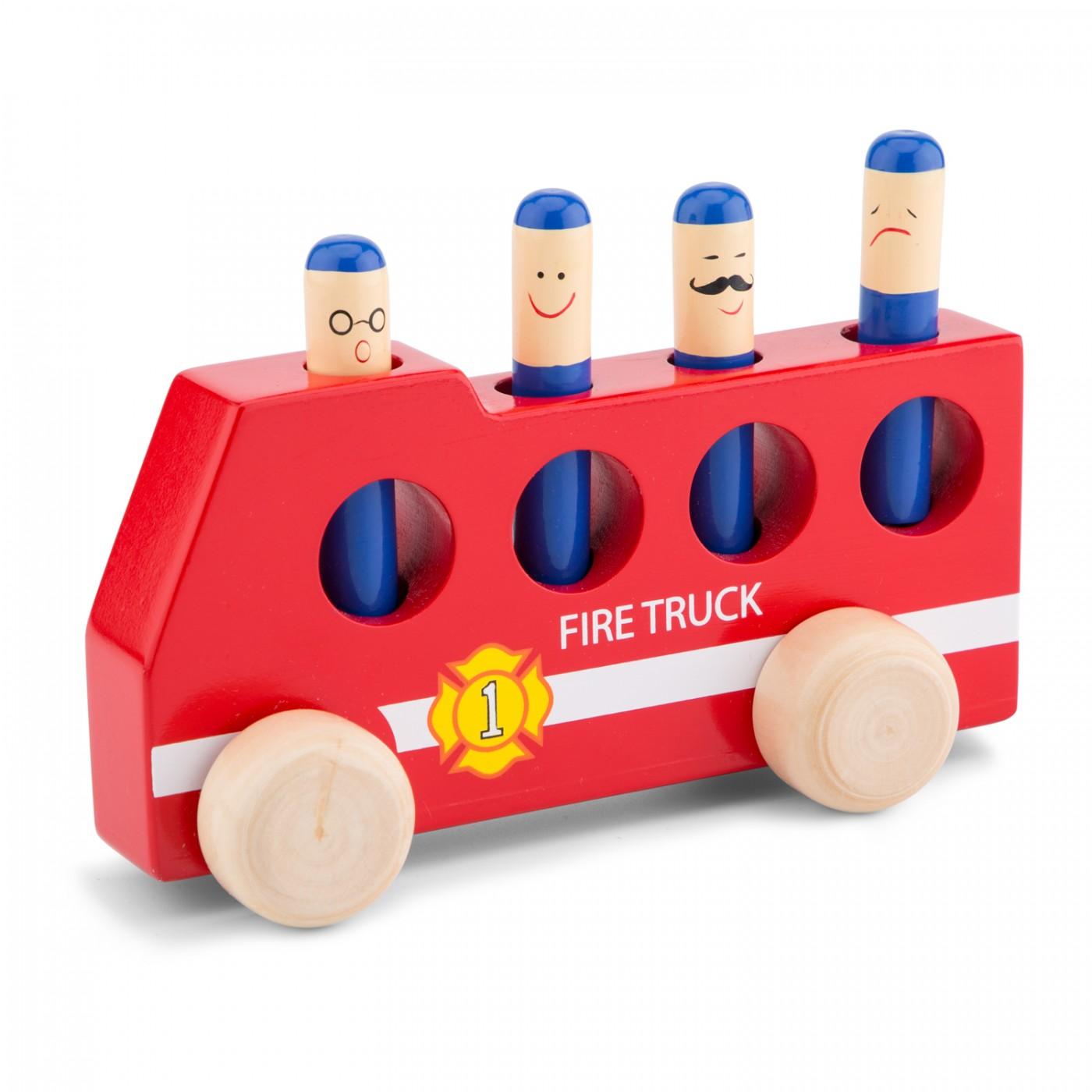 Pop Up Feuerwehr