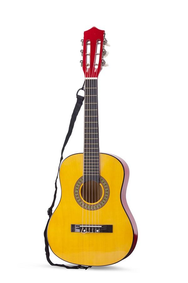 Gitarre Professional-NATUR